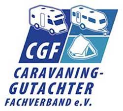 Caravaning Gutachter Fachverband Logo