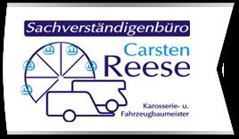 Carsten Reese Sachverständiger Logo
