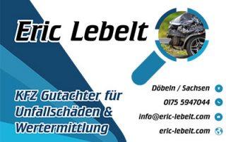Eric Lebelt Gutachter