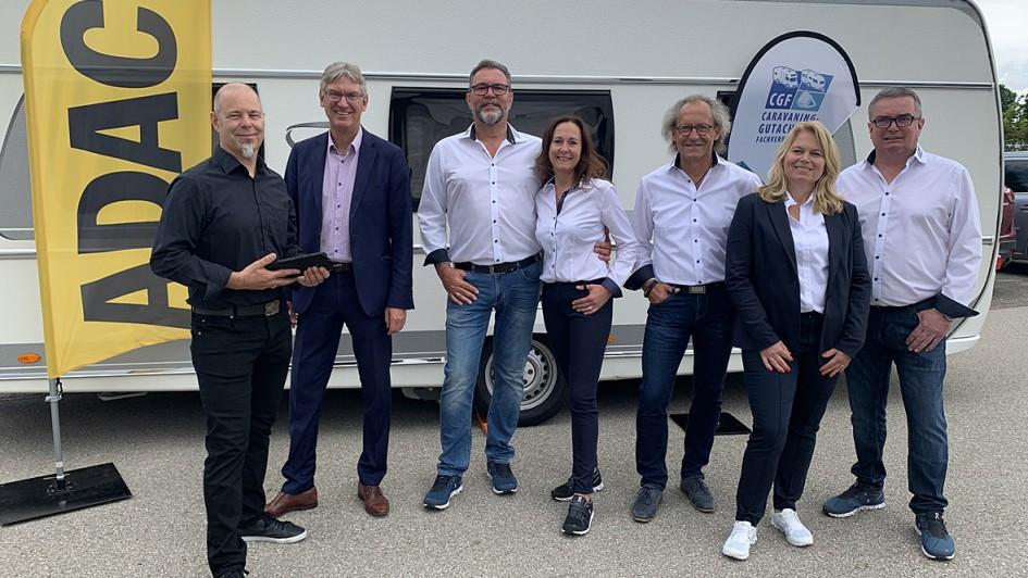 Caravan-Handel: ADAC checkt gebrauchte Wohnmobile und Wohnwagen