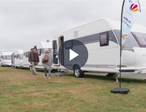 """Caravan und Co."": Camping-Messe in Rendsburg gestartet"
